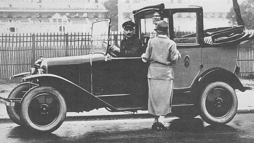[INSOLITE] Nos Citroen d'autrefois Citroen-b2-1920-(france)-taxi-6912