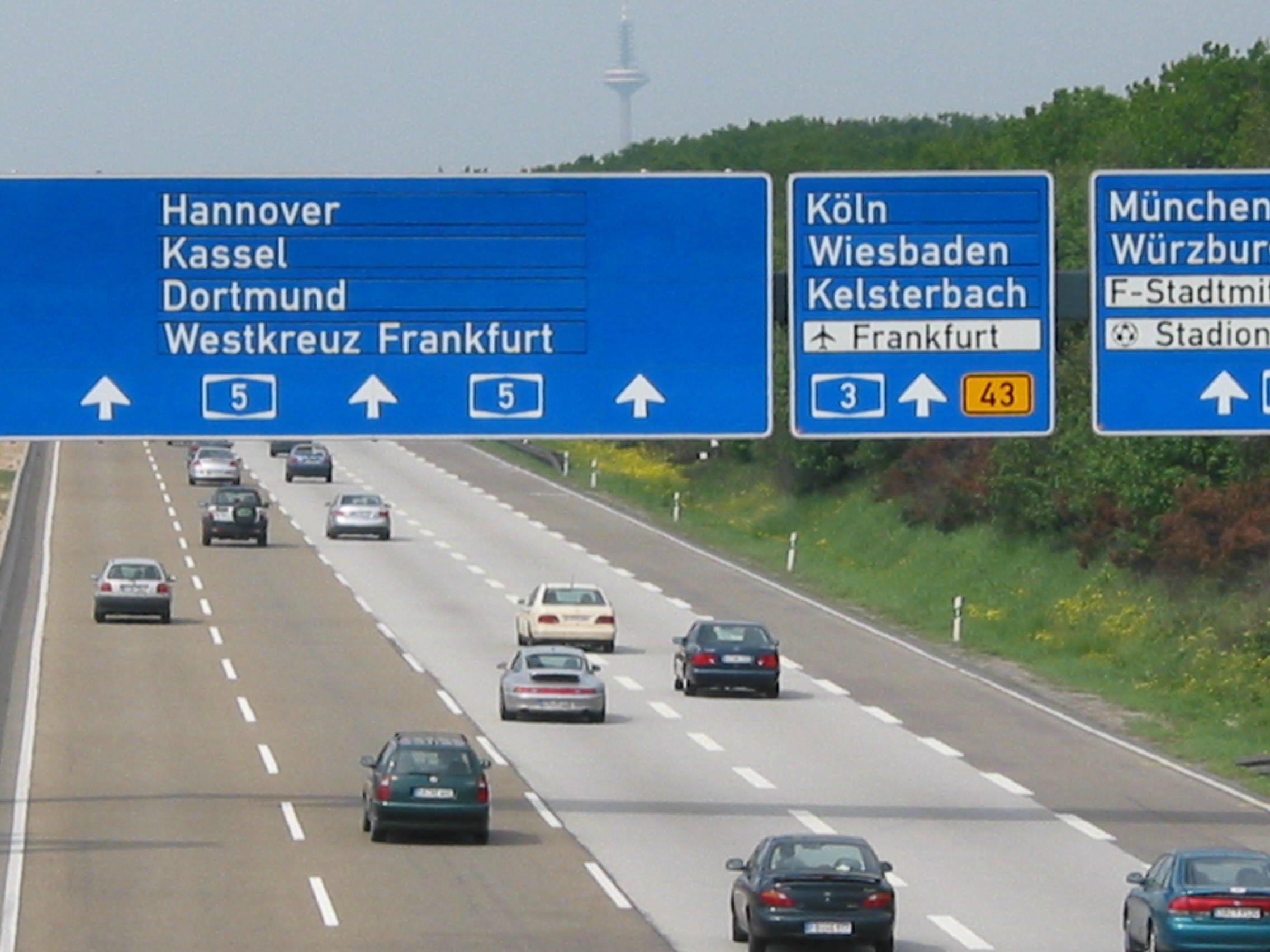 La fin d'un mythe : les autoroutes allemandes sans limitation de vitesse, c'est bientôt fini ! Par Hilaire Picault         Autobahn