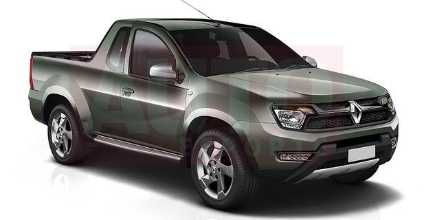 nueva kang.... Duster-pickup