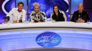 RTL.de: DSDS 2013: Gêmeos do Tokio Hotel são novos no júri, assim como Mateo Image