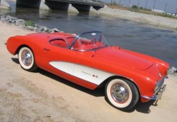 Sortie Dourdan du 2 Octobre 2011 Chevrolet-corvette195701