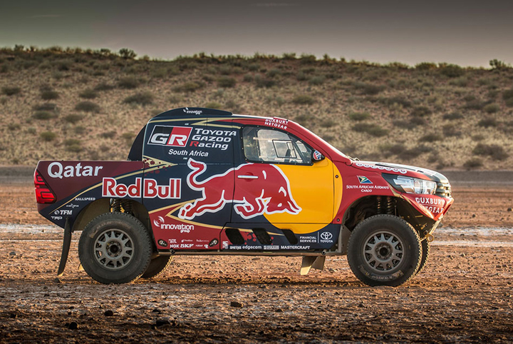 2017 Rallye Raid Dakar Paraguay - Bolivia - Argentina [2-14 Enero] - Página 4 Toyota-hilux-dakar-2017
