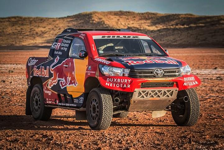 2017 Rallye Raid Dakar Paraguay - Bolivia - Argentina [2-14 Enero] - Página 4 Toyota-hilux-rally-dakar-2017