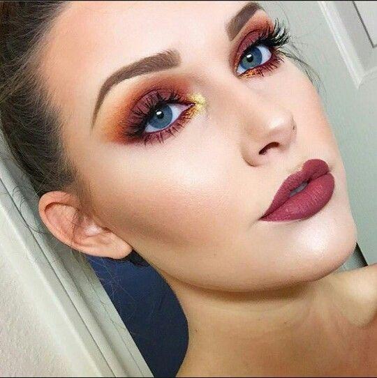Tutoriales maquillaje de ojos - Página 22 Maquillages-pour-sublimer-les-yeux-bleus15