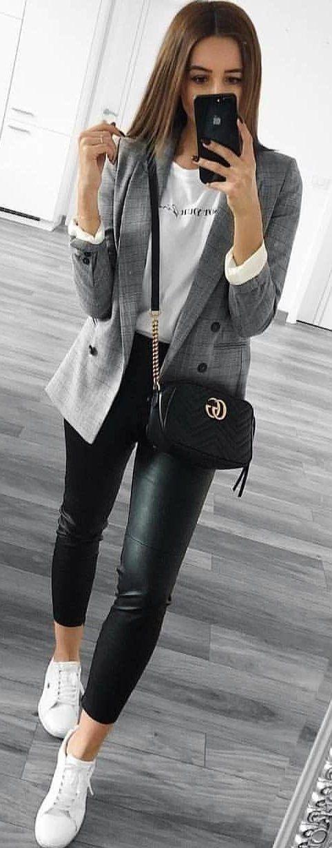Outfit trabajo - Página 7 Blazers-chic-pour-femme3
