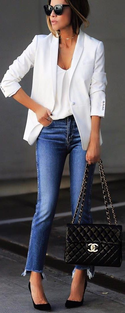 Outfit trabajo - Página 7 Blazers-chic-pour-femme4
