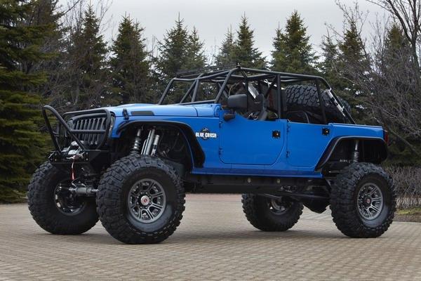 Jeep поражает спецверсиями. Jeep2