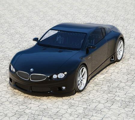 صور سيارات bmw Bmw-m-zero-concept-photo