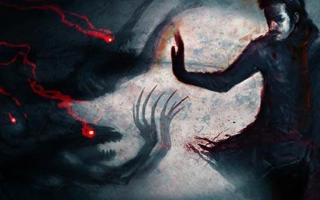 Основной составляющей жизни любого мага является противостояние демонам Demon
