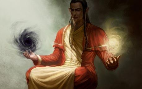 Основной составляющей жизни любого мага является противостояние демонам Spiral