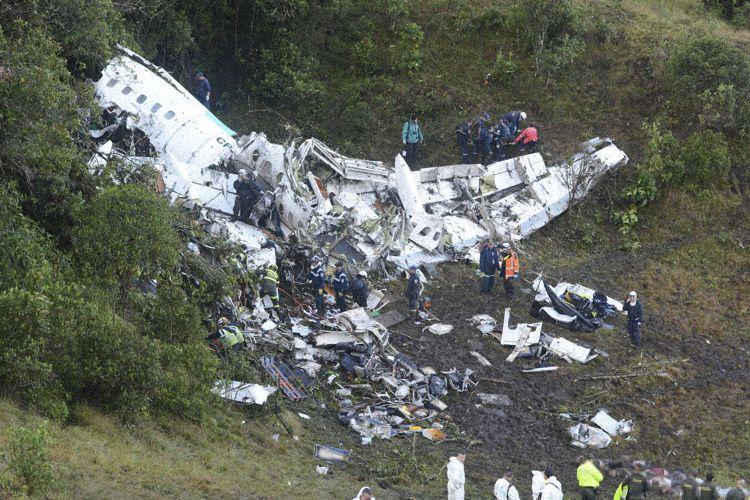 LM2933 LAMIA Avro RJ-85 accident près de Medellin Lamia_rj85_cp-2933_medellin_161128_5