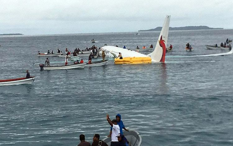Crash 737 max 8 Lion Air Niugini_b738_p2-pxe_chuuk_180928_2