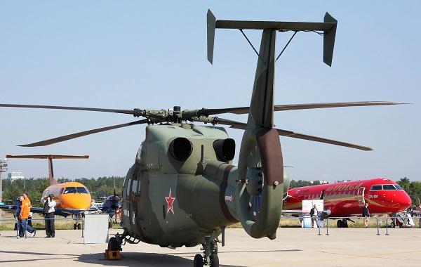 كاموف كا 60 اوركا  (الحوت القاتل) Ka-60_helicopter_4