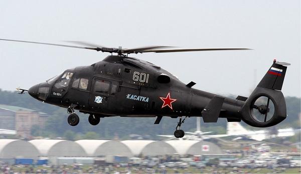 كاموف كا 60 اوركا  (الحوت القاتل) Russian_air_force_ka-60
