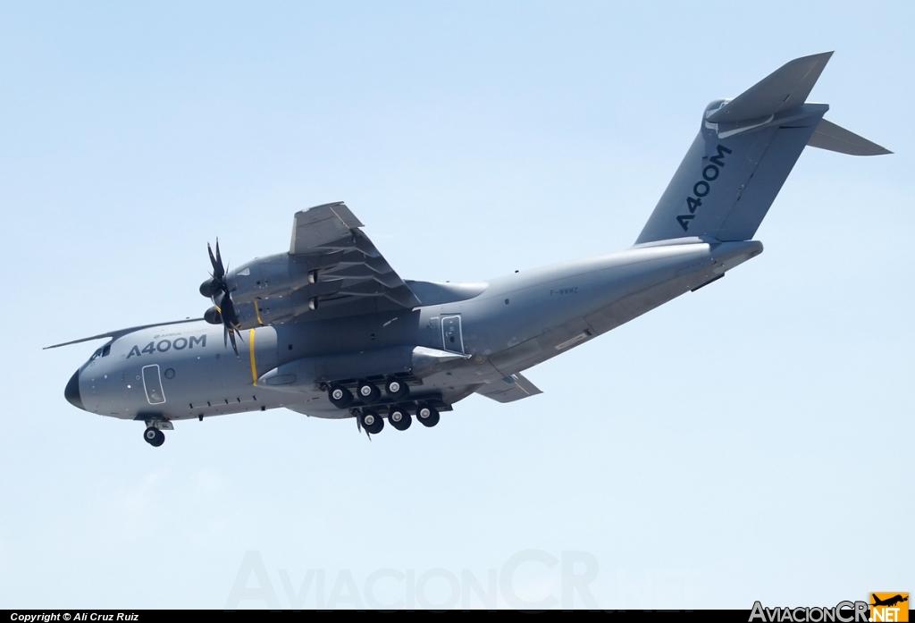 El avión de transporte A400M en evaluacion en México - Página 6 Avcr_77105