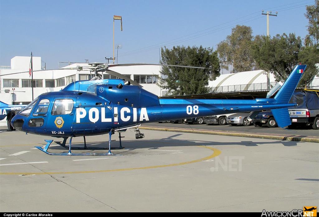aeronaves - Aeronaves de Corporaciones policiacas de y Emergencia del México. - Página 6 Avcr_77352