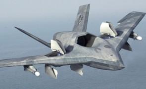 عملاق صناعة السلاح الأمريكية Lockheed Martin  Lockheed-Martin-SkunkWorks-UAV-Concept-295x180