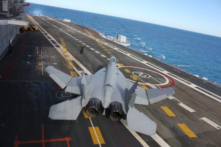 المقاتلة البحرية mig29 k 16_MiG-29KUB_main-450x300