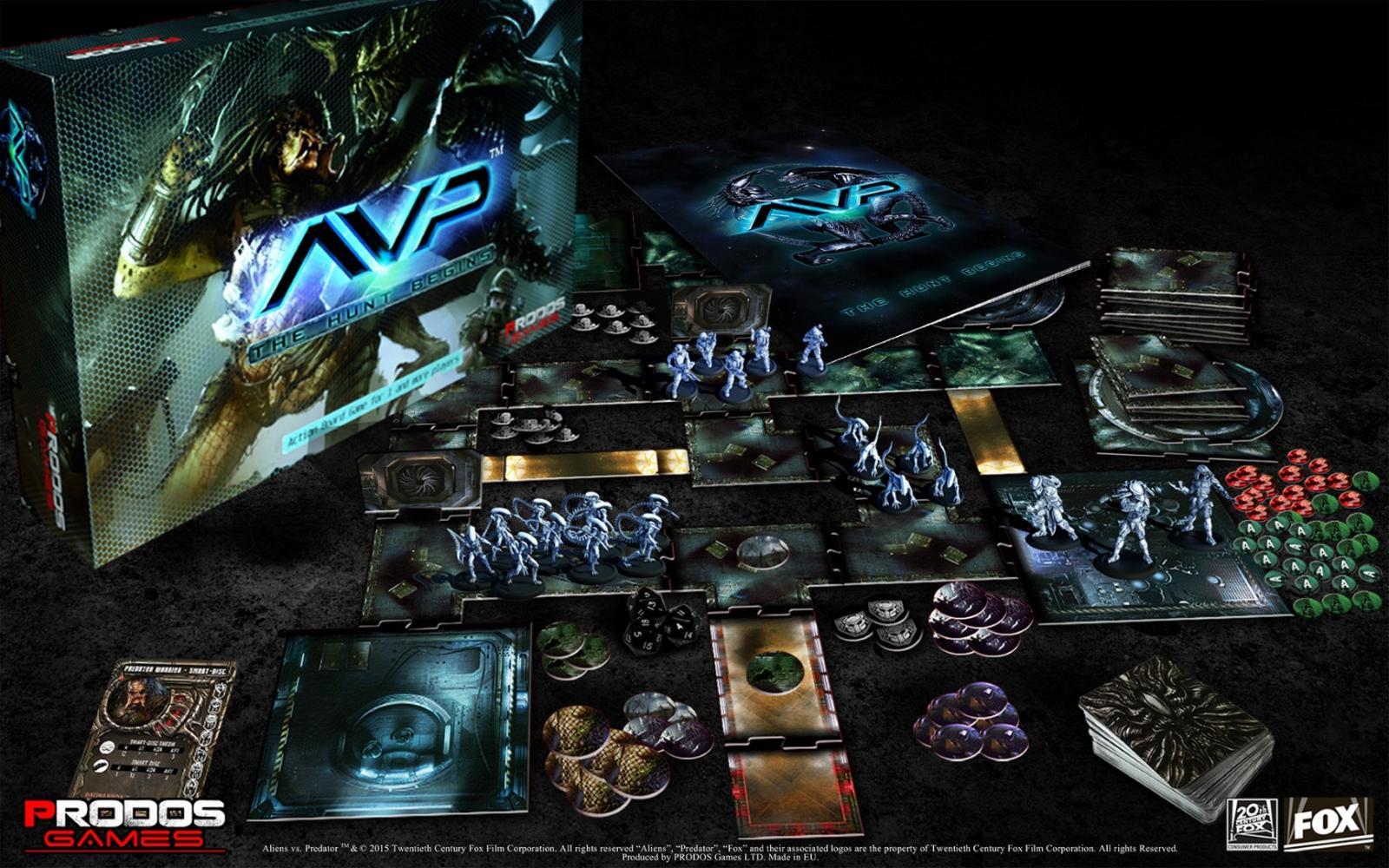 Aliens vs Predator: The Hunt Begins 940%20%28Large%29