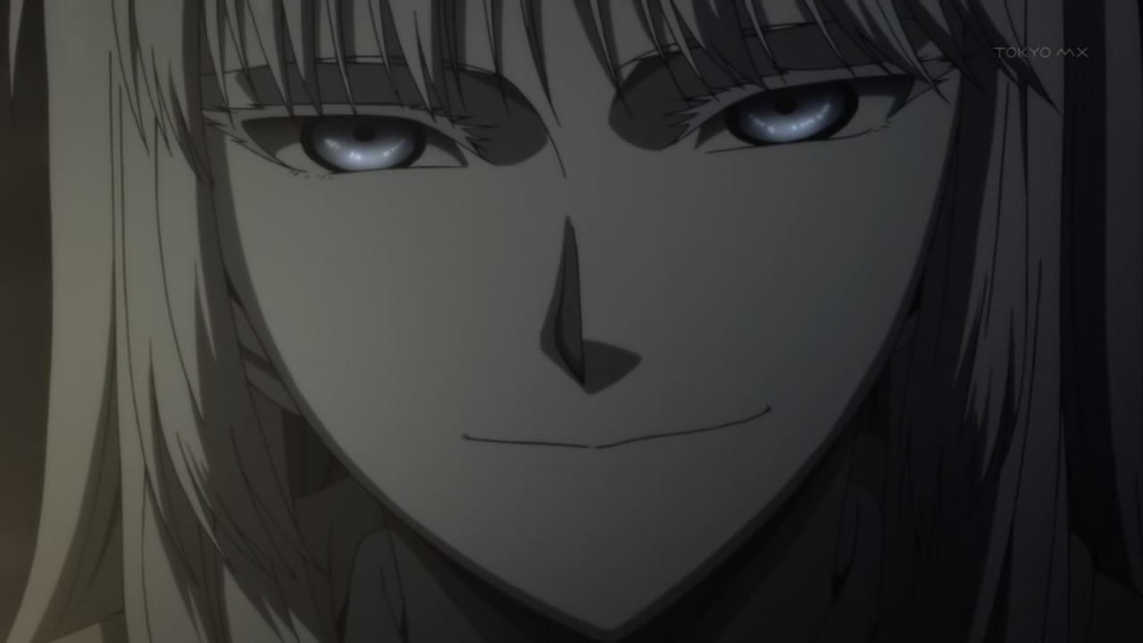 Personaje favorito femenino anime Jormungand-12-koko-smile-sly