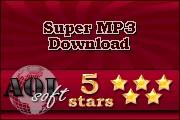 برنامج للبحث عن أي ملف MP3 مرفوع عالإنترنت من بين 100مليون ملفMP3+تنزيل سرعة فائقة! Super-mp3-download