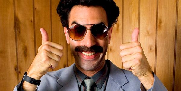 US Mens National Paralympic Squad Borat-thumbs-up