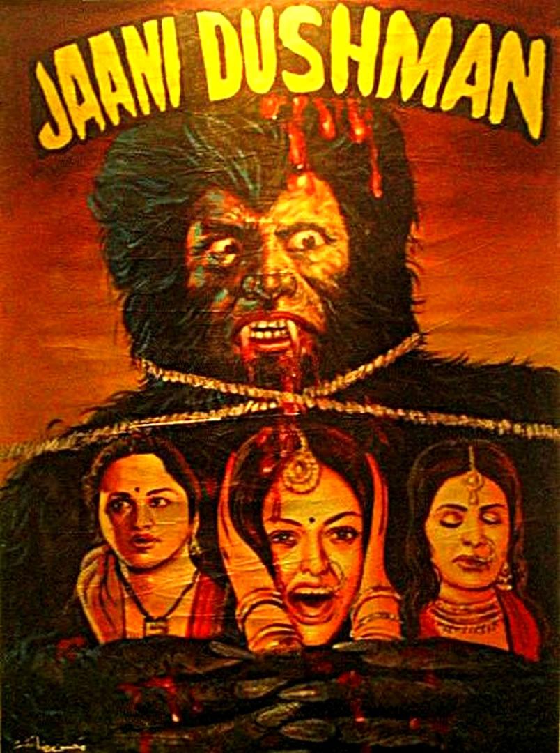 Indické horory, sci-fi a fantasy JAANI-DUSHMAN-o