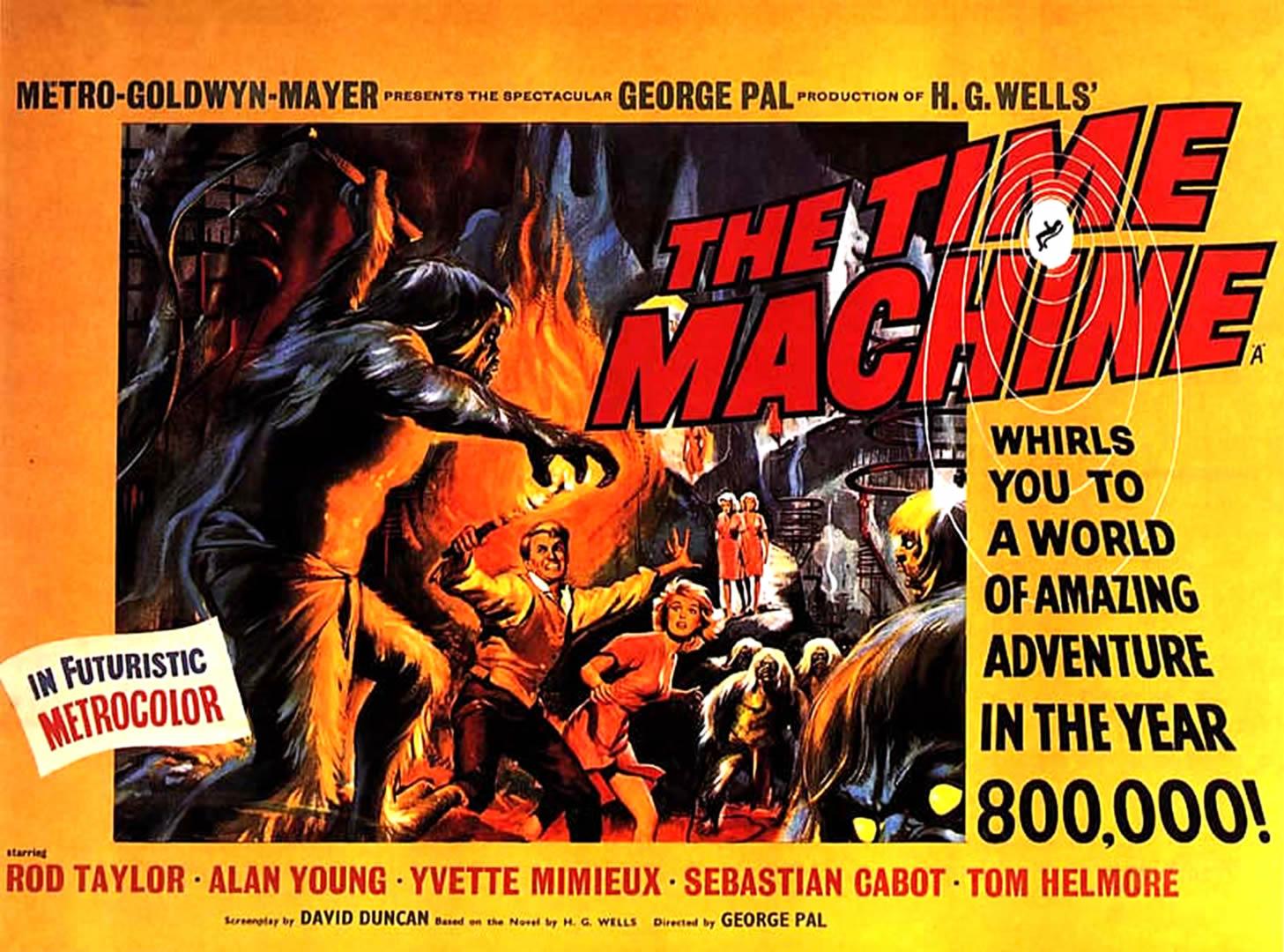 Film Sci-Fi THE-TIME-MACHINE