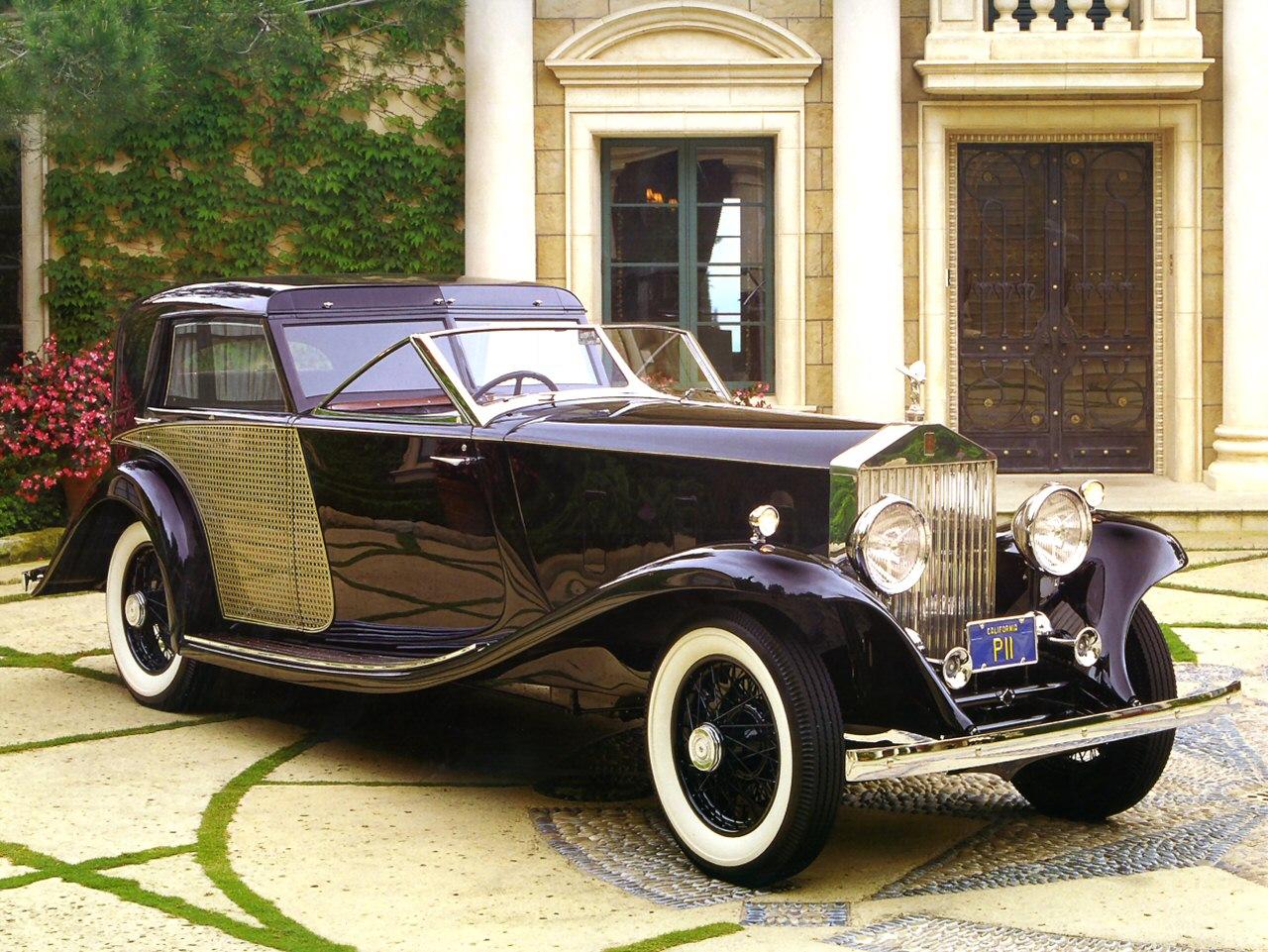 Oldtajmeri - Page 5 1930-Rolls-Royce-Phantom-II-Brewster-Town-Car-Black-fvr