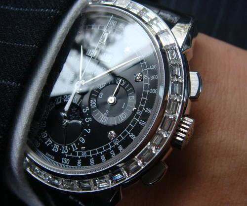 LA montre élégante 5971p-11