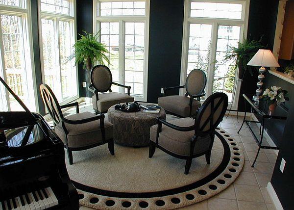 كيفية إضافة سجادة  للمنزل بطريقة أكثر تنسيقا  Amazing-Ideas-on-How-to-Add-Rugs-in-All-Rooms-of-your-House_03