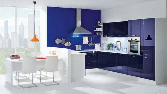 تداخل الازرق في الديكورات المنزليه يهدئ الاعصاب Blue-nterior-Decorating-Ideas-or-Each-Room-of-the-House_05