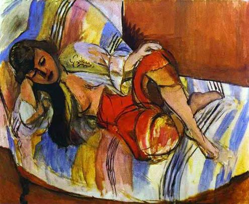 e tu cosa vedi? - Pagina 11 Matisse%2001