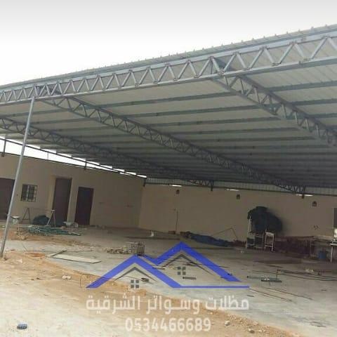 مقاول بناء هناجر و مستودعات في الشرقية  0534466689 P_2069pexbz2