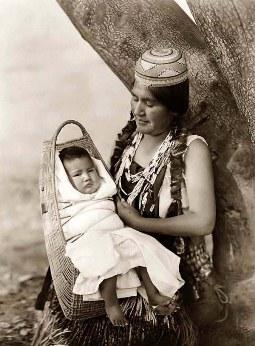 FOTOS MARAVILLOSAS - Página 13 Native-American-baby-boy