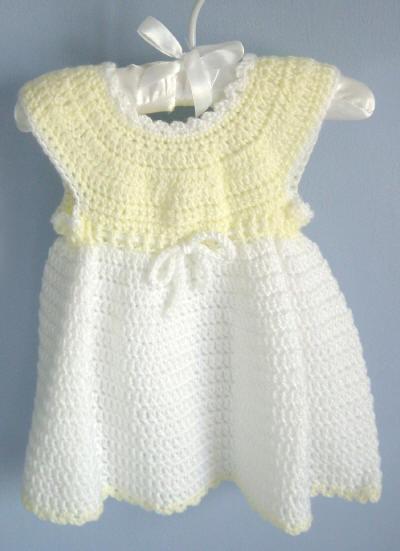 فساتين الملاك الصغير قوي Dress-summer-wh-yl