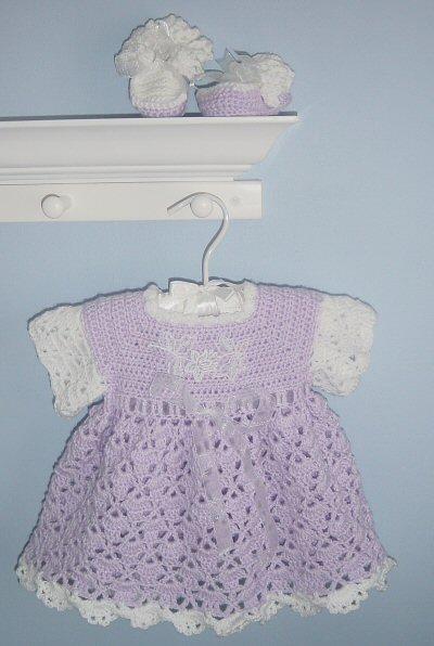 فساتين الملاك الصغير قوي Purple-party-dress-set