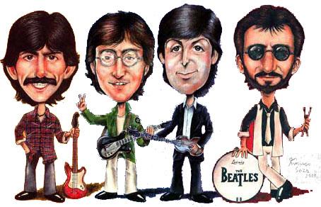 - CartooNs de musicos - Beatles%20car%20copy