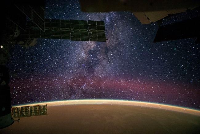 صور لكوكب الأرض والظواهر الطبيعية  من الفضاء !! 15