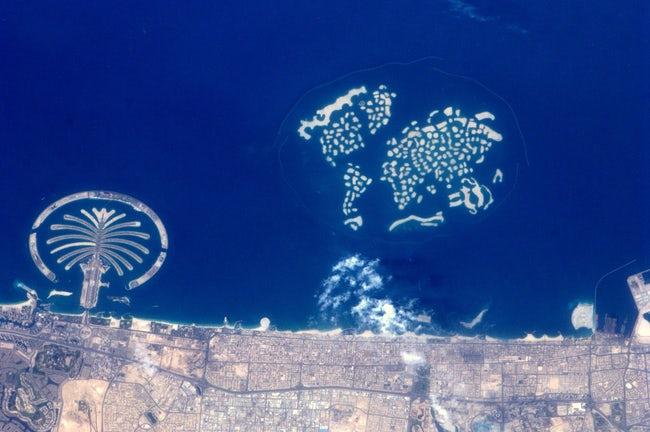 صور لكوكب الأرض والظواهر الطبيعية  من الفضاء !! 6