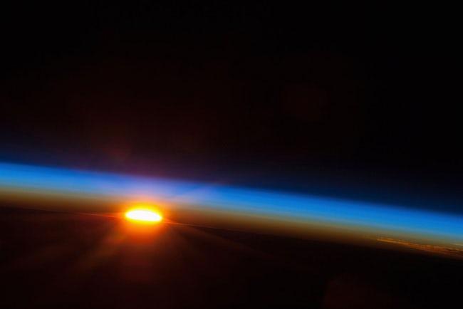 صور لكوكب الأرض والظواهر الطبيعية  من الفضاء !! 8