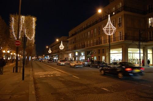 Photos de nuit des décorations de Noël dans votre ville M-vroum