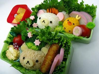 "La nourriture trop ""kawaïi"" Bento11"
