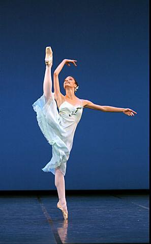 Dorothée Gilbert - nouvelle étoile de l'opéra de Paris Gilbert01