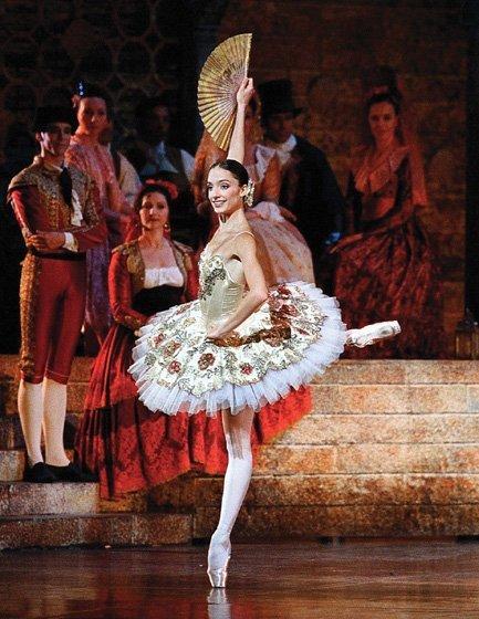 Dorothée Gilbert - nouvelle étoile de l'opéra de Paris Gilbert04