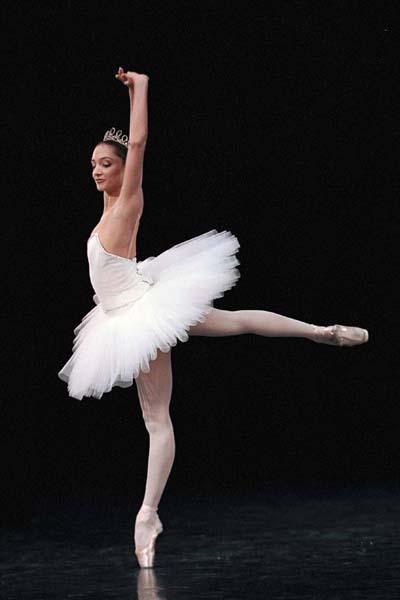 Dorothée Gilbert - nouvelle étoile de l'opéra de Paris Gilbert05
