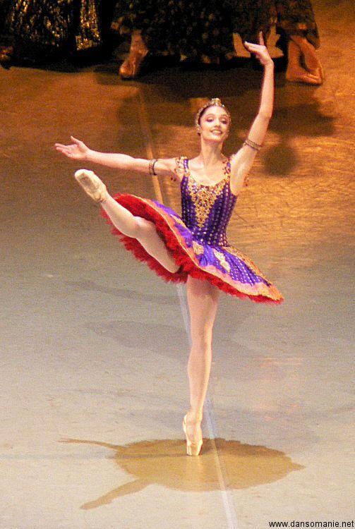 Dorothée Gilbert - nouvelle étoile de l'opéra de Paris Gilbert06