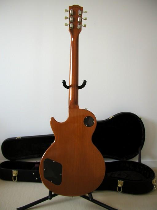 Gibson Les Paul Goldtop Reissue 57 Custom Authentic LP_dos