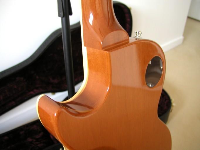 Gibson Les Paul Goldtop Reissue 57 Custom Authentic LP_dos_talon