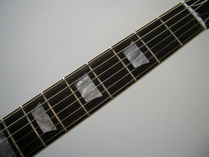 Gibson Les Paul Goldtop Reissue 57 Custom Authentic LP_face_manche_2